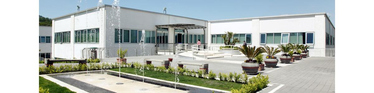 Centro di Riabilitazione Neapolisanit srl: la struttura
