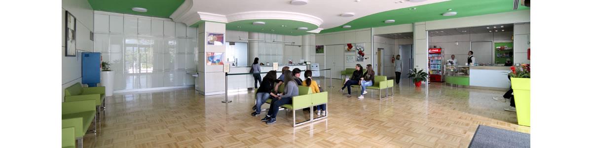 Centro di Riabilitazione Neapolisanit srl: la struttura 2